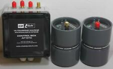 CITADEL ULTRASONIC ANTIFOULING SYSTEM FOR BOATS-SPECIAL OFFER-TWO TRANSDUCERS