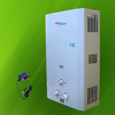 BRAND NEW NATURAL GAS TANKLESS WATER HEATER  4.3GPM / 16L   - HOT CHOICE™