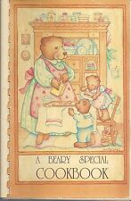 *DICKINSON ND 1993 ST BENEDICT'S HEALTH CENTER COOK BOOK *STAFF RESIDENTS FAMILY