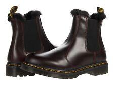 Para mujeres Zapatos Dr. Martens 2976 Chelsea Botas 26332601 Rojizo de Cuero Leonore