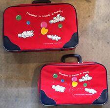 Retro/Vintage Peter's Bag Corp (Bantam) Overnight Kids Travel Bags Suitcases