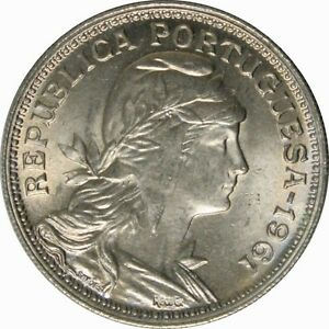 Ek // 50 centavos Portugal 1961 SUP