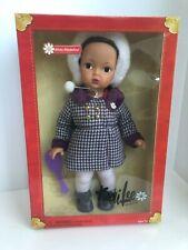 """New in box* Terri Lee """"Winter Wonderland"""" 15"""" Vinyl Doll Brunette"""