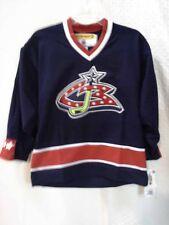 Koho Youth NHL Jersey Columbus Blue Jackets Team Navy sz L/XL