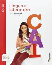 (G).(16).LINGUA LIT. 2ºESO (COMUNICA) *GALICIA* SABER FACER