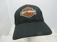 Harley Davidson baseball cap hat adjustable v  advertising Financial services