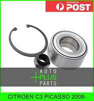 Fits CITROEN C3 PICASSO 2008- - Front Wheel Bearing 42x82x36