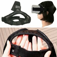 Leather Head Strap Headband Breathable Belt Replacement for Oculus Go VR Headset