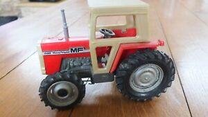 Vintage  Britains Massey Ferguson 595 Tractor