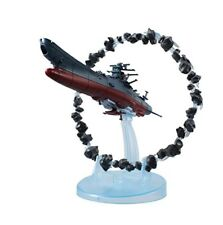 MegaHouse Space Battleship Yamato 2202 Cosmo Fleet Special with Asteroid Ring