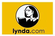 Lynda.com Personal Premium Account, Full Access to Courses - Lifetime
