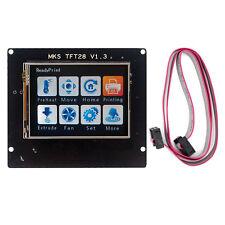 """2.8"""" MKS TFT28 V1.2 Touch Screen for 3D Printer Kit Ramps V1.4 MKS Base MKS Gen"""