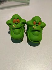 The Real Ghostbusters ALTERNATE SLIMER HEADS by NECA