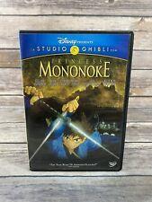 Princess Mononoke (Dvd, 2000) Disney Studio Ghibli Vg