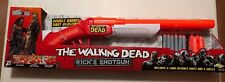 The Walking Dead Ricks Shot Gun Air Warriors Double Barrel Dart Blasting