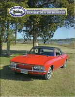 1966 Corvair Monza Convertible - Generator & DistributorMagazine Volume 48, #5