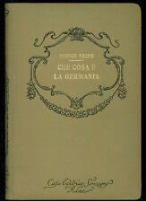 IBANEZ VICENTE BLASCO I QUATTRO CAVALIERI DELL'APOCALISSE 2 VOLL. SONZOGNO 1913