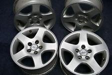 4 Alufelgen 7Jx15H2 5x112 ET35 Audi/VW/Ford/Seat/Skoda - guter Zustand!