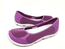 NEW! Crocs Women's Slip On Casual Shoes Purple Size:6 #15375 h14d a