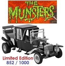 The Munsters Koach 1:15 Electronic Vehicle Black & White Limited Edition 1000