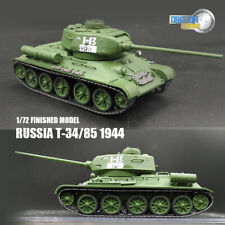 DRAGON WWII RUSSIA T-34/85 1944 1/72 tank model finished non diecast
