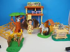 Kelly Doll with Petting Zoo and Animals