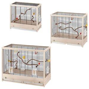 Ferplast Cage à Oiseaux Giulietta Maison pour Oiseaux Volières Multi-taille