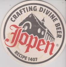 Bierdeckel / Beercoaster / Bierviltje Jopen