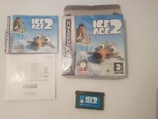Ice Age 2 para Nintendo game boy advance pal EUR multi idioma