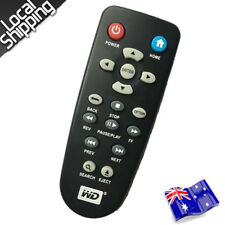 Western Digital WD TV Live HD Media Player Box Remote Control Liftime  Warranty
