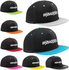 fed42b442cf Unspeakable Baseball Cap Snapback Rapper Hat Nathan Youtuber