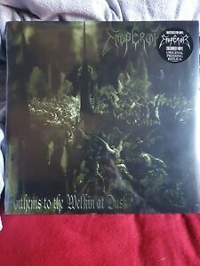 Emperor - Anthems To The Welkin At Dusk colour vinyl LP NEW/SEALED