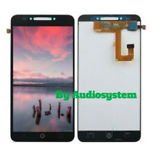 DISPLAY LCD+TOUCH SCREEN ALCATEL ONE TOUCH A5 LED 5085D VETRO NERO SENZA FORO!