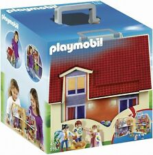 Playmobil 5167 Take Along Modern Dolls House Carry Set with Furnishings 4 Years+