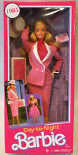 1985 Day To Night Vintage Reproduction Barbie Doll New! IN STOCK NOW!