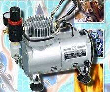 COMPRESSORE AEROGRAFO COMPRESSORE AEROGRAFO PISTOLA VERNICIATURA Compressor ak2