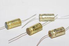 4x Elko-Kondensator von ROE Serie EB, 1000 µF, 6 V Audio Capacitor, NOS