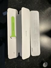 GENUINE APPLE WATCH SPORT BAND STRAP 42MM/ 44MM  GREEN Rare