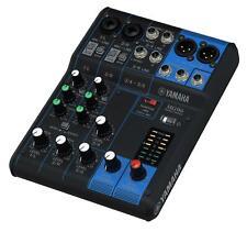 Yamaha mg06 mesa de mezclas mezclador consola compacto mesa de mezclas analógica XLR salida 6 canales