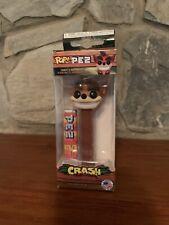 Crash Bandicoot Pop! Pez Candy & Dispenser