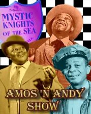 Amos and Andy All 76 Episodes DIGITALLY RESTORED Complete DVD Setn'