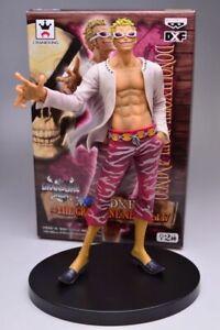 Banpresto One Piece Doflamingo Pvc Figure Statue The Grandline Men vol.17 Toei