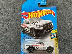 19 Ford Ranger Raptor HW Speed Graphics Hot Wheels