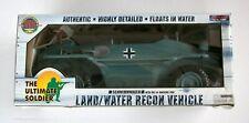 Ultimate Soldier Schwimmwagen Land/Water Recon Vehicle MG-34 Gun