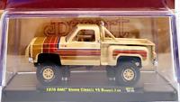 M2 MACHINES 1976 GMC SIERRA GRANDE 15 DESERT FOX PICK UP TRUCK -Tan, MIP