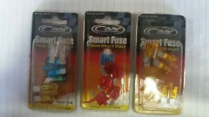 BLADE FUSE ASSORTMENT (3 PACKS OF 5 EACH)