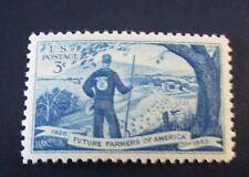 U.S. Stamp-[Single Stamp]-Future Farmers-(1953)-Scott#1024 -<mint>