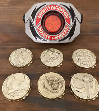 Mighty Morphin Power Rangers MORPHER Bandai 1993- INCLUDES WHITE TIGER COIN