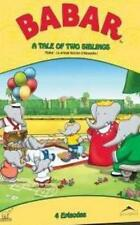 Babar: A Tale Of Two Siblings DVD VIDEO MOVIE little sister brother fairytale