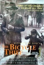 Bicycle Thief 50Th Anniversry Movie Poster 1999 Fernando Rey